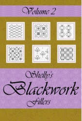 Shelly,s Spanish Blackwork Filler Vol. 2